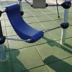 Piso para playground