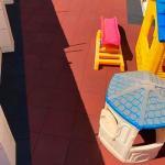 Fabricante de piso de borracha reciclada