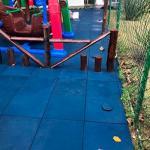 Piso de borracha para parque infantil preço